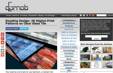 http://dornob.com/dazzling-design-3d-digital-print-patterns-on-clear-glass-tile/#axzz2P1SMDw00