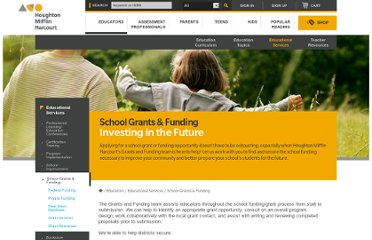 http://www.hmhco.com/educators/educational-services/grants-funding