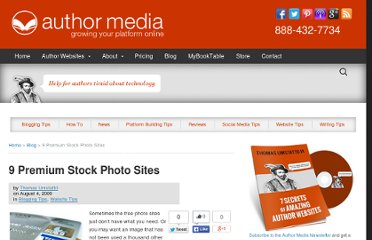 http://www.authormedia.com/9-premium-stock-photo-sites/