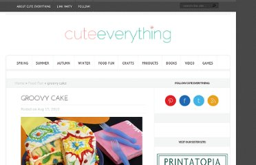 http://cuteeverything.com/food-fun/groovy-cake/