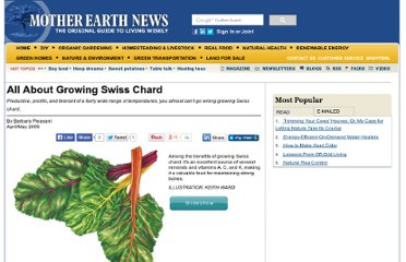http://www.motherearthnews.com/Organic-Gardening/How-To-Grow-Swiss-Chard.aspx#axzz2PC7qGELl
