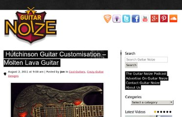 http://guitarnoize.com/hutchinson-guitar-customisation-molten-lava-guitar/