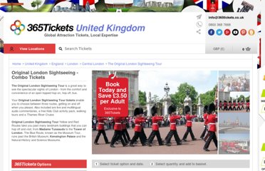 http://www.365tickets.co.uk/the-original-london-sightseeing-tour/madame-tussauds-original-london-tour