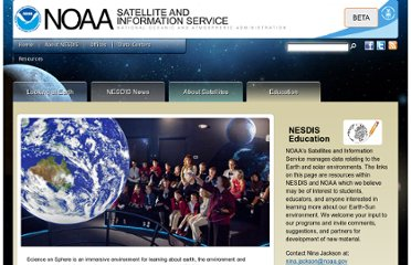 http://www.nesdis.noaa.gov/education.html