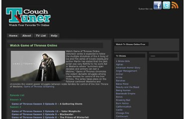 http://www.couchtuner.eu/game-of-thrones-stream/