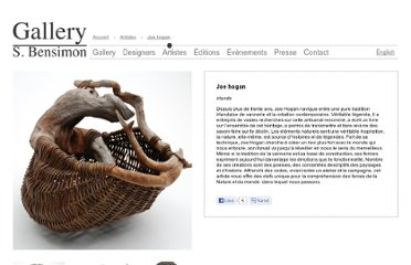http://www.gallerybensimon.com/fr/artists/13-joe-hogan