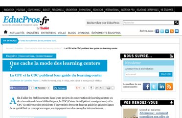 http://www.letudiant.fr/educpros/enquetes/que-cache-la-mode-des-learning-centers/la-cpu-et-la-cdc-publient-leur-guide-du-learning-center.html