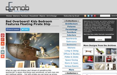 http://dornob.com/bed-overboard-kids-bedroom-features-floating-pirate-ship/#axzz2P3alJqgc