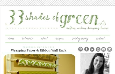 http://www.33shadesofgreen.com/2010/05/wrapping-paper-ribbon-wall-rack.html