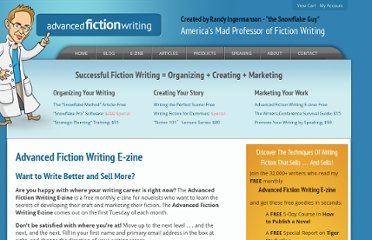 https://www.advancedfictionwriting.com/ezine/