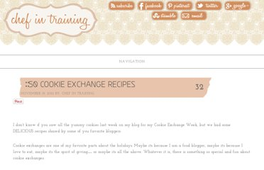 http://www.chef-in-training.com/2012/11/50-cookie-exchange-recipes/