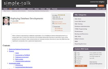 https://www.simple-talk.com/sql/database-administration/deploying-database-developments/