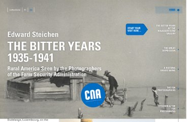 http://www.steichencollections.lu/en/The-Bitter-Years