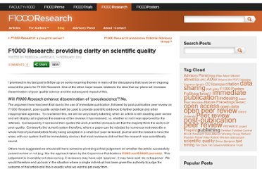 http://blog.f1000research.com/2012/02/14/f1000-research-providing-clarity-on-scientific-quality/