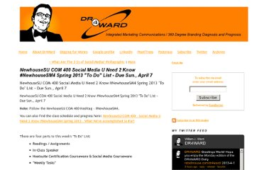 http://www.dr4ward.com/dr4ward/2013/04/newhousesu-com-400-social-media-u-need-2-know-newhousesm4-spring-2013-to-do-list-due-sun-april-7-.html