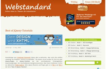 http://webstandard.kulando.de/post/2008/09/12/best-of-jquery-tutorials