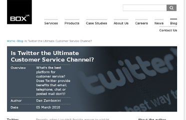http://www.boxuk.com/blog/twitter-ultimate-customer-service/