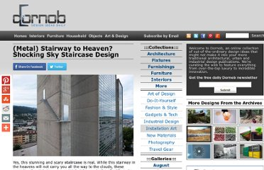http://dornob.com/metal-stairway-to-heaven-shocking-sky-staircase-design/#axzz2PF7IemiS