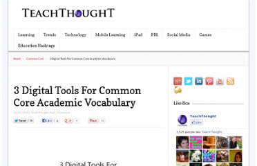 http://www.teachthought.com/common-core-2/digital-tools-for-common-core-academic-vocabulary/