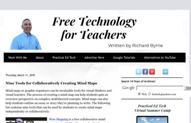 http://www.freetech4teachers.com/2010/03/nine-tools-for-collaboratively-creating.html#.UVnq69GI70M
