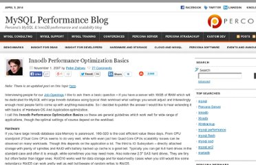 http://www.mysqlperformanceblog.com/2007/11/01/innodb-performance-optimization-basics/