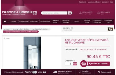 http://www.france-luminaires.com/27992-applique-verre-depoli-nervure-metal-chrome.html
