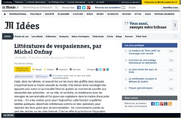 http://www.lemonde.fr/idees/article/2010/04/17/litteratures-de-vespasiennes_1335228_3232.html