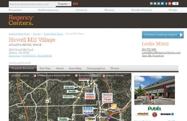 http://www.regencycenters.com/retail-space/ga/atlanta/howell-mill-village#.UVo-R9GI70M