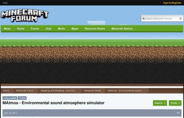 http://www.minecraftforum.net/topic/379925-151-matmos-r23-environmental-sound-atmosphere-simulator/