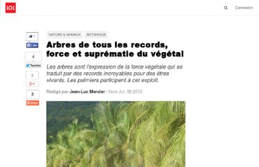 http://suite101.fr/article/arbres-de-tous-les-records--force-et-suprematie-du-vegetal-a11335#axzz2P5muXQDf