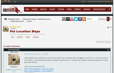 http://www.guildwars2guru.com/topic/48128-pet-location-maps/