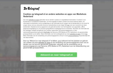 http://tmgonlinemedia.nl/consent/consent/?return=http%3A%2F%2Fwww.telegraaf.nl%2Fteleweer%2F&clienttime=1364896309327&version=0&detect=true