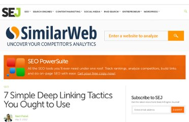 http://www.searchenginejournal.com/7-simple-deep-linking-tactics-you-ought-to-use/43236/#gsc.tab=0