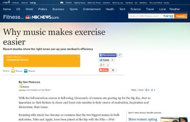 http://www.nbcnews.com/id/33418663/ns/health-fitness/t/why-music-makes-exercise-easier/#.UVrJhtGI70M