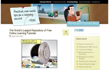 http://www.articulate.com/rapid-elearning/the-worlds-largest-repository-of-free-online-learning-tutorials/