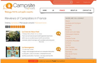 http://www.campsitereviews.com/france