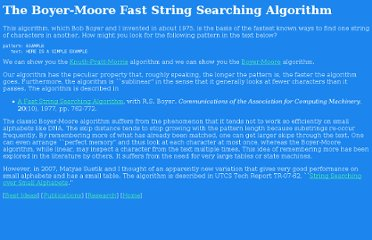 http://www.cs.utexas.edu/users/moore/best-ideas/string-searching/