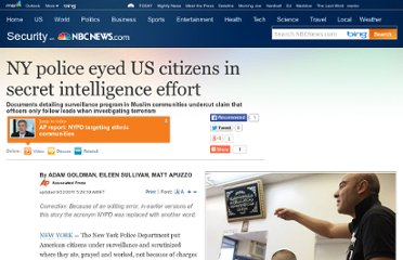 http://www.nbcnews.com/id/44621976/ns/us_news-security/t/ny-police-eyed-us-citizens-secret-intelligence-effort/#.TuHyjUovC2x