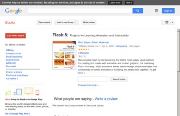 http://books.google.co.uk/books/about/Flash_8_Projects_for_Learning_Animation.html?id=ob9BCpFhyhIC#v=onepage&q=&f=false
