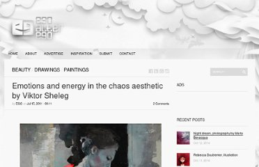 http://ego-alterego.com/2011/07/emotions-and-energy-in-the-chaos-aesthetic-by-viktor-sheleg/#.UVuAntGI70N