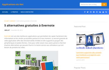 http://www.applicanet.com/2012/11/5-alternatives-gratuites-Evernote.html#.UVuMutGI70M