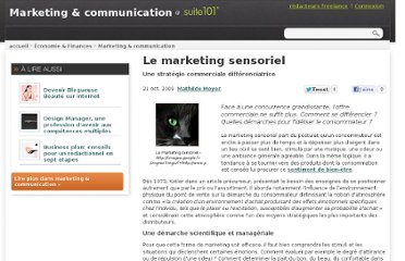 http://suite101.fr/article/le-marketing-sensoriel-a2074#axzz2PFM6JdkI