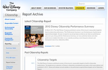 http://thewaltdisneycompany.com/citizenship/reporting/report-archive