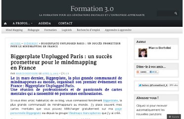 http://format30.com/2013/04/03/biggerplate-unplugged-paris-un-succes-prometteur-pour-le-mindmapping-en-france/