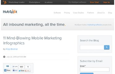 http://blog.hubspot.com/blog/tabid/6307/bid/6258/11-Mind-Blowing-Mobile-Marketing-Infographics.aspx