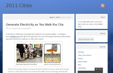 http://2011cities.wordpress.com/2011/04/03/generate-electricity-as-you-walk-the-city/