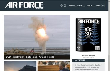 http://www.airforcemag.com/Pages/HomePage.aspx