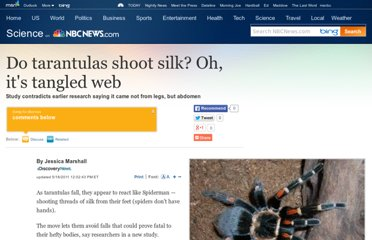 http://www.nbcnews.com/id/43078424/ns/technology_and_science-science/t/do-tarantulas-shoot-silk-oh-its-tangled-web/#.UVxX-dGI70M