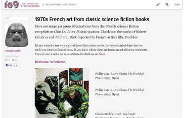 http://io9.com/5683759/1970s-french-art-from-classic-science-fiction-books/