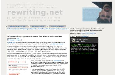 http://rewriting.net/2006/05/09/manhacknet-depasse-la-barre-des-500-fonctionnalites/